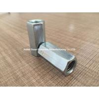 Quality Durable Carbon Steel Hex Nuts Grade 6.8 With Relatively Large Fastening Force for sale