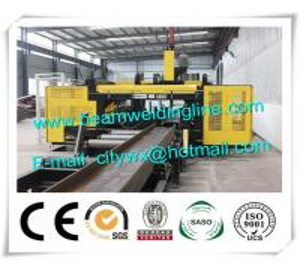 Quality H Beam 3D CNC Drilling Machine , Sunrise CNC Drilling Machine For Beams for sale