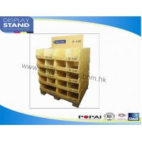 Best POS Corrugated Cardboard Pallets Environmental Friendly For Advertising wholesale