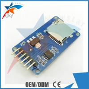 Best Micro SD card mini TF card reader Module for Arduino / Slot TF Storage Card Socket Reader wholesale