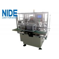Best NIDE upgraded model three stations stator winding machine with 2 poles wholesale
