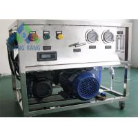 Quality Approved 8T Sea Water Treatment System , Seawater To Drinking Water Plant for sale