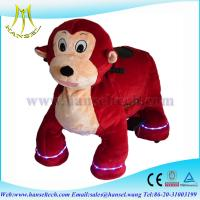Quality Hansel Monkey bike stuffed animals with wheel for sale