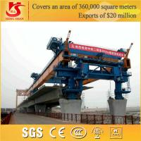 Quality 100T Trussed type Bridge Launching Girder bridge launching girder for sale