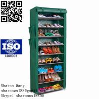 China New design Store and Supermarket All Types of High Quality Adjustable Shoe Rack on sale