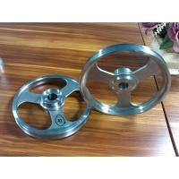 China Nickel Plated Precision Turned Parts Of Metal Fabrication CNC milling and turning , drilling on sale