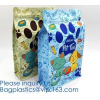 China Customized Personalized Pet / Metpet / Pe Material Plastic Food Bag Printing Cheap,dust-free workshop pet food bag PACK on sale