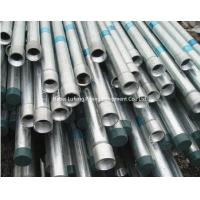 Quality galvanized erw steel pipe best wholesale websites for sale