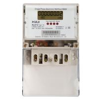 China Single phase din rail active electronic energy meter , multirate watt hour meter on sale