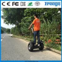 Quality Adult Personal Transporter Scooter with pedals 72/11A lithium battery brushless DC motor for sale