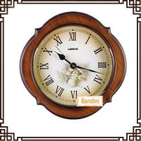 Best antique European royal craft decorative clock OEM service wall clock C8098E wholesale