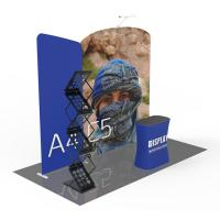 Buy cheap Portable Exhibition Displays , 10x10 Pop Up Trade Show Display Modular Versatile from wholesalers
