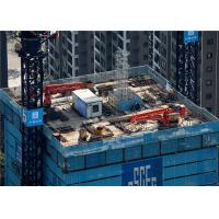 Quality 1000ton to 4000 ton Capacity Jacking Formwork Platform for High Rise Building Construction for sale