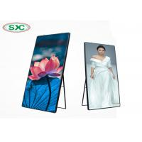 Quality Black White Borders Advertising LED Screens P3.91 HD LED Screen Full Color for sale