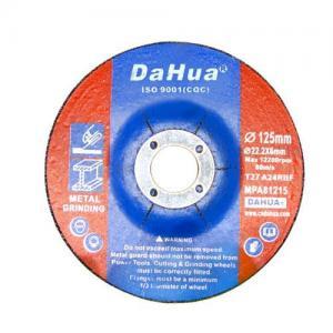 Quality Metal Grinding Wheel, Grinding Wheel for sale