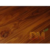 China Luxurious America acacia wooden flooring short leaf acacia solid wood flooring on sale