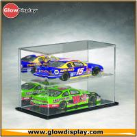 Buy cheap LED Illuminated Acrylic Lighted Model Diecast Car Display Cases Box from wholesalers