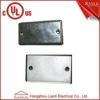 Quality Outdoor Rectangular Electrical Outlet Box Covers Weatherproof with UL Listed for sale