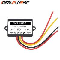 China IDEALPLUSING 12vdc to 24vdc 1A 24W dc dc converter voltage for cars on sale