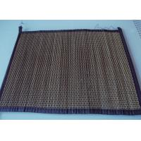 Quality Durable Bamboo Window Blinds Wear Resistant Fumigation Certification for sale