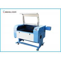 Quality Professional Mini Desktop Laser Cutting Machine 6090 With 80w Laser Tube for sale