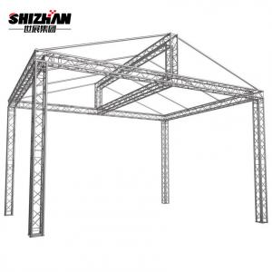 Quality 290mm Aluminum Lighting Truss Display Outdoor Truss Structure for sale