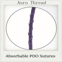 Buy cheap Auro Thread PDO Thread skin care Polydioxanone PDO Thread Lift Mono,Screw,Tornado,Cog 3D L needle,Blunt Cannula, from wholesalers