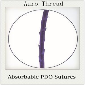 Quality Auro Thread PDO Thread skin care Polydioxanone PDO Thread Lift Mono,Screw,Tornado,Cog 3D L needle,Blunt Cannula, for sale