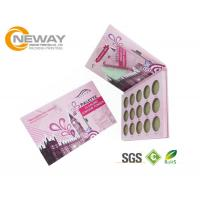 Quality Innovative High QualityCustomized Paper Cosmetic Packaging Boxes for Eyeshadow for sale