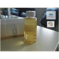 China Amber Liquid Paper Making Chemical , Cationic Polymer For Cultral / Newsprint Paper on sale