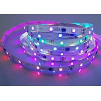 China Dream Color WS2818 IC Magic RGB LED Strip Light 5M SMD 5050 150LEDs 7.2W / M on sale