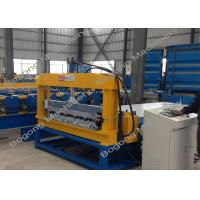 Quality Customized Color Auxiliary Machinery Steel Roof Sheet Crimping Curved Machine for sale