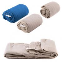 Quality Portable Cotton Sleeping Bag Liner For Outdoor Camping / Travelling for sale