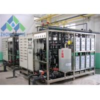 Quality SS304 / SS316 Material Commercial Drinking Water Treatment Machine Long Life for sale