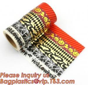 Quality Gold Foil Washi Tape Romantic Cherry Blossom Sakura Diy Scrapbooking Masking Tapes,Craft Gift Decorative Washi Tape Mask for sale