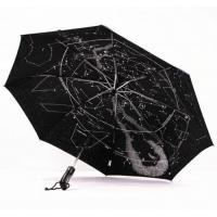 China Black-Tape-Sunshade-12-constellations-Umbrella-Full-automatic-Folding-Parasol  Black-Tape on sale