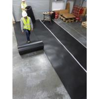 Quality 2mm 3mm 5mm black corfute floor protection sheet , Temporary Protection for sale