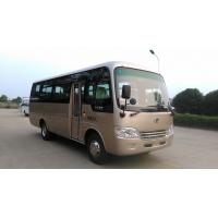 China Star Type Diesel Mini Bus RHD Stock Long Distance Tourist Passenger Commercial Vehicle on sale