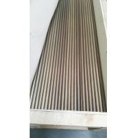 Quality ASTM B111 JIS H3300 EN12451 seamless Aluminium brass tube and pipe for sale