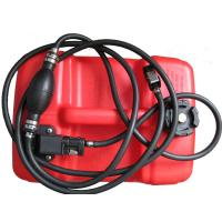 China 12L / 24L Fuel Tank / Fuel Pipe Marine Boat Accessories For Yamaha Outboard Engine on sale