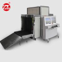 Quality X Ray Baggage Scanner Airport , Railway Stations , Electronic factories  Penetrate Inspection for sale