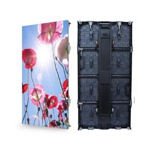 China LED Advertising Digital Display P5.95 Indoor Led Panel 500x1000 Rental Cabinet on sale