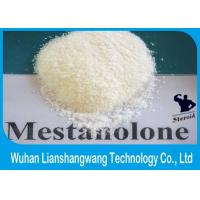 China Mestanolone Methyl-DHT Androgenic Anabolic Steroids For Massive Muscle Gain CAS 521-11-9 on sale