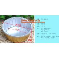 Quality Disposable aluminum foil container /plate/pan/take away food packaing for sale