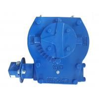 China Ball Valve Worm Gear Operator / Partial - Turn Gear Operators Gray Iron Casing on sale