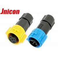 Quality Waterproof 5 Pin Male Female Connector Assembly Type For Landscape Lights for sale