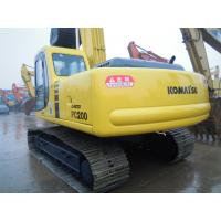 Quality Komatsu pc200 excavator pc200-6 Japan 2003, also pc200-7/-8 for sale for sale