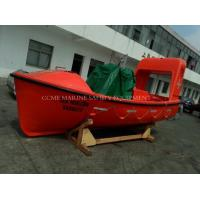 Quality FRP Open type rescue boat/fast rescue boat for sale