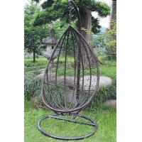 China Supply Cheap Hanging Eggs with base, Rocking Chairs, White Swing Chair, Patio Swings on sale
