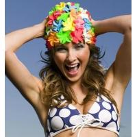Buy cheap swim caps for long hair from wholesalers